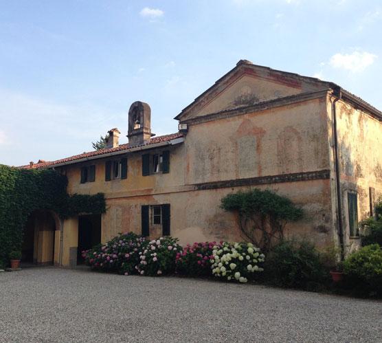 villa semenza storia